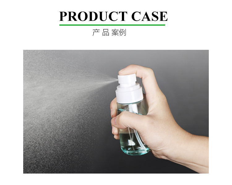 Private Label Hydrating Face Mist, Natural Water Facial Mint Toner Spray for Moisturizing Calming Skin Treatment Sensitive & Dry